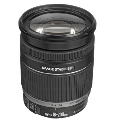 Canon EF-S 18-200 mm f / 3,5-5,6 IS