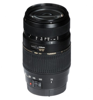TAMRON AF70-300mm F/4-5.6 Di - Canon