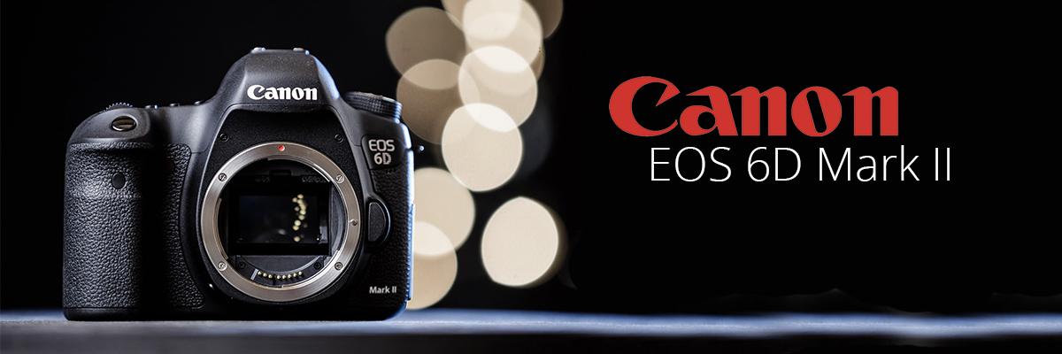Canon EOS 6D Mark II solo cuerpo
