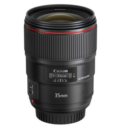 Canon EF 35 mm f / 1,4L II USM