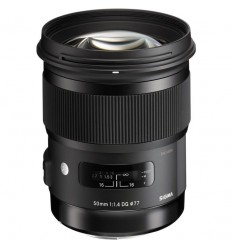 Lente Sigma 17-50mm F/2.8-EX DC OS HSM Para Canon