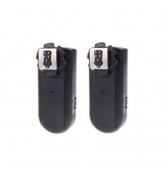 Disparador Inalámbrico para Flash RF603II C1