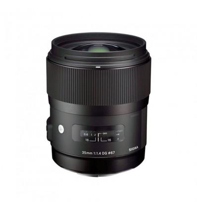 Lente Sigma 35mm f/1.4 DG HSM Art para Nikon